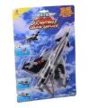 Hang vliegtuigjes luchtmacht grijs