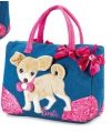 Barbie tas met hondje