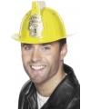 Brandweerhelm met sirene voor volwassenen