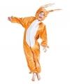 Bruin hazen kostuum voor kinderen