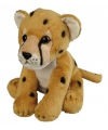 Pluche cheetah knuffel 19 cm