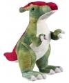 Dinosaurus Parasaurolophus knuffel 42-48 cm