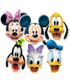 Party maskers Mickey en vrienden