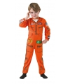 Oranje Dusty Planes overal voor kids
