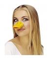 Eenden neus geel