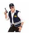 FBI verkleedset voor volwassenen