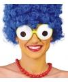Marge Simpsons look bril