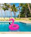 Flamingo zwemring