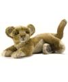 Baby leeuw knuffels 26 cm