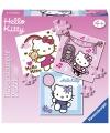 Speelgoed puzzel Hello Kitty 3 in 1