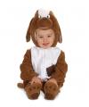 Baby kleding hondje