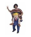 Grappig Trump kostuum voor mannen