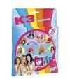 K3 meiden stickers 35 stuks