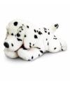 Pluche liggende Dalmatier 50 cm
