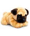 Honden knuffel Mopshond 30 cm