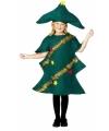 Kerstboom kostuums voor kinderen