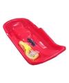 Speelgoed rode kinder slee in leuke kleuren