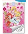 Kleurboek setje prinsessen type 1