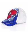 Spiderman kinderpetten kobalt blauw