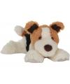 Warme knuffel kruik hond huisdier 18 cm