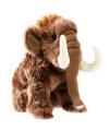 Pluche Mammoet knuffels 25 cm