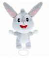 Bugs Bunny knuffel met muziek