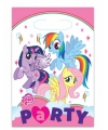 Feestzakjes met My Little Pony plaatjes