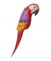 Opblaasbare decoratie papegaai