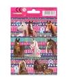 Paarden stickers 10 stuks set 1