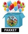 Kinderverjaardaardag Paw Patrol voordeelpakket