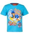 Blauw Paw Patrol t-shirt voor kinderen