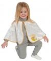 Peuter engelen verkleed ponchos