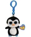 Ty Beanie Waddles sleutelhanger pinguin