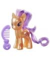 Oranje My Little Pony schoenkado pop 8 cm