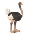 Plastic struisvogel 7 cm