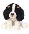 Pluche Cavalier King Charles Spaniel knuffel hond 13 cm