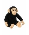 Chimpansee knuffel 14 cm
