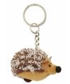 Kleine egel sleutelhanger 6 cm