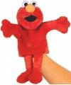 Sesamstraat handpoppen Elmo