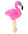 Pluche flamingo knuffel 31 cm