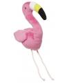 Kleine flamingo knuffel