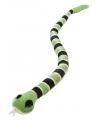 Speelgoed pluche slang groen