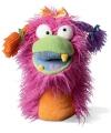 Fuzzy Wuggs handpop Girlie