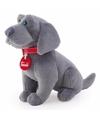 Pluche knuffel hond Weimarse 20 cm