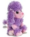Speelgoed knuffel poedel 30 cm