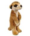 Speelgoed stokstaartje knuffel 28 cm