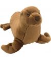 Bruin zeeleeuw knuffeltje 20 cm