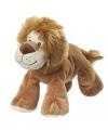 Pluche knuffeldier leeuw 22 cm