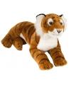 Wild Republic pluche liggende tijger 40 cm