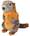 Pluche marmot knuffeltje 30 cm